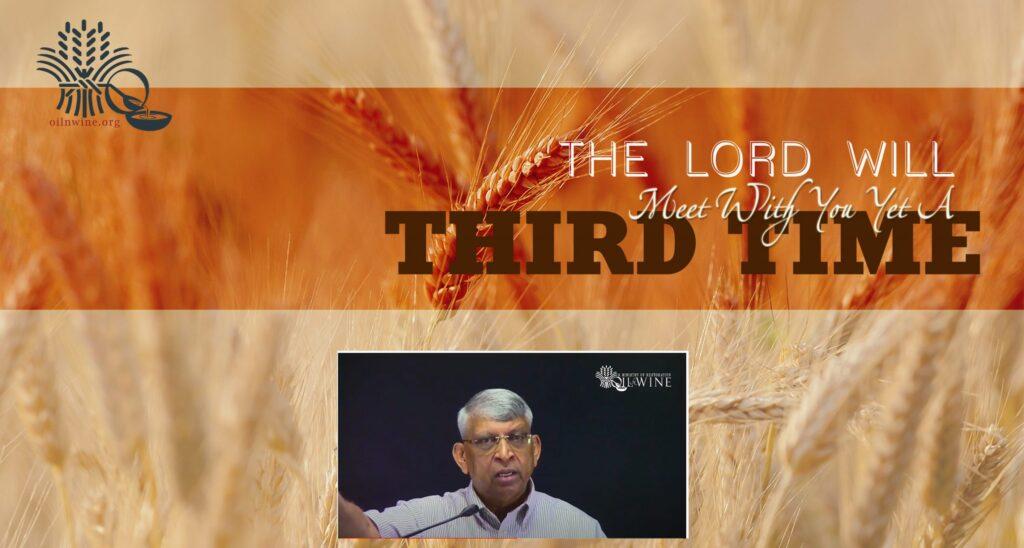 Fight of faith Part 2 – Bro Joy Thomas